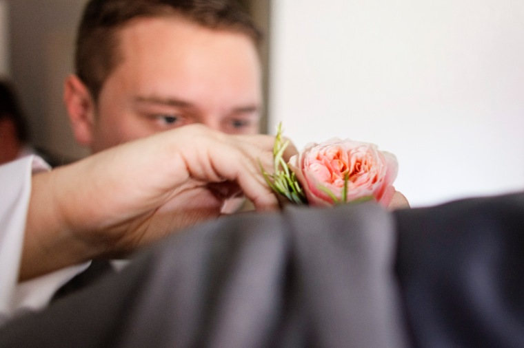 Buttonhole time