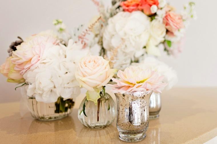 Grouped vases