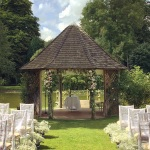 Ceremony at Chippenham Park, Cambridgeshire